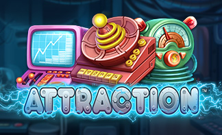 Attraction™ - New NetEnt video slot