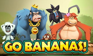 Go Bananas™ - New NetEnt game