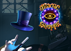 The New Magic Shoppe Slot Is Here