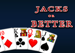 Jacks or Better Poker Video Poker