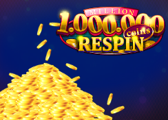 Million Coins Re-Spin