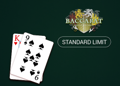 Baccarat Professional Series (Standard Limit)