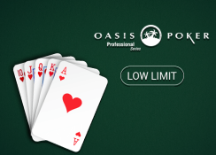 Oasis Poker Professional Series (Low Limit)
