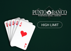 Punto Banco Professional Series (High Limit)
