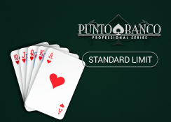 Punto Banco Professional Series (Standard Limit)
