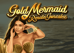 Gold Mermaid by Renata Gonzalez