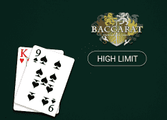 Baccarat Professional Series (High Limit)