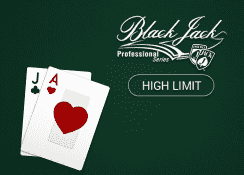Black Jack Professional Series (High Limit)
