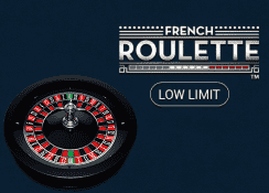French Roulette (Low Limit)