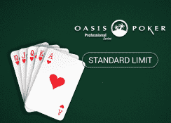 Oasis Poker Professional Series (Standard Limit)